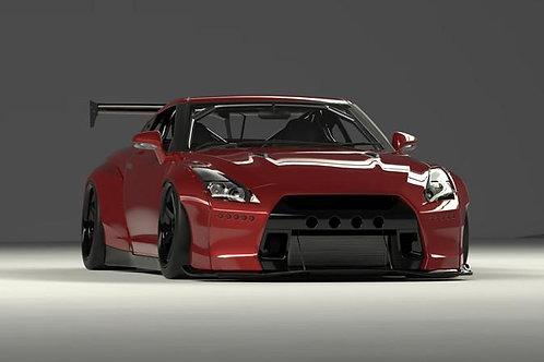 Pandem Nissan R35 GT-R