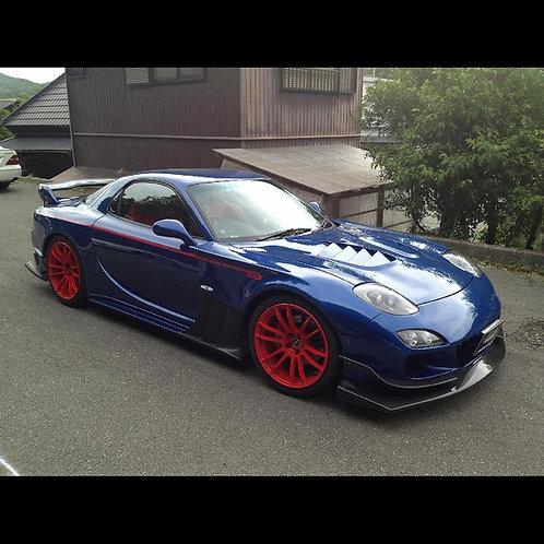 "TCP Magic Mazda RX7 G-Face ""Street"" Widebody Kit"