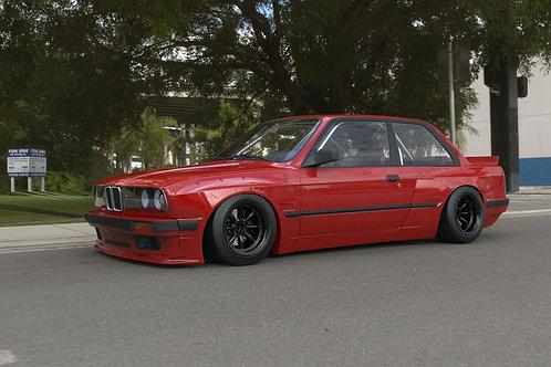 Pandem BMW E30