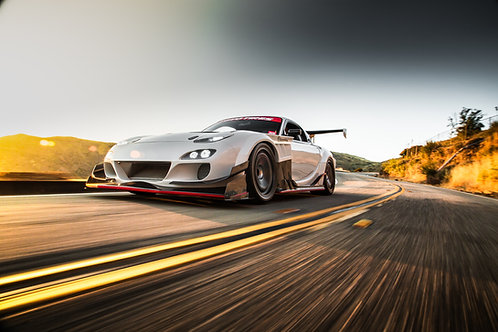 TCP Magic Type TT Ultimate Time Attack Carbon Widebody Kit