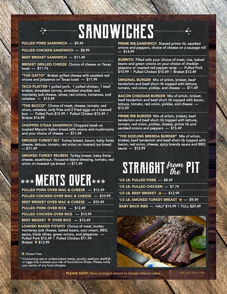 Smokin' Dave's BARBQ - Menu page 2.png