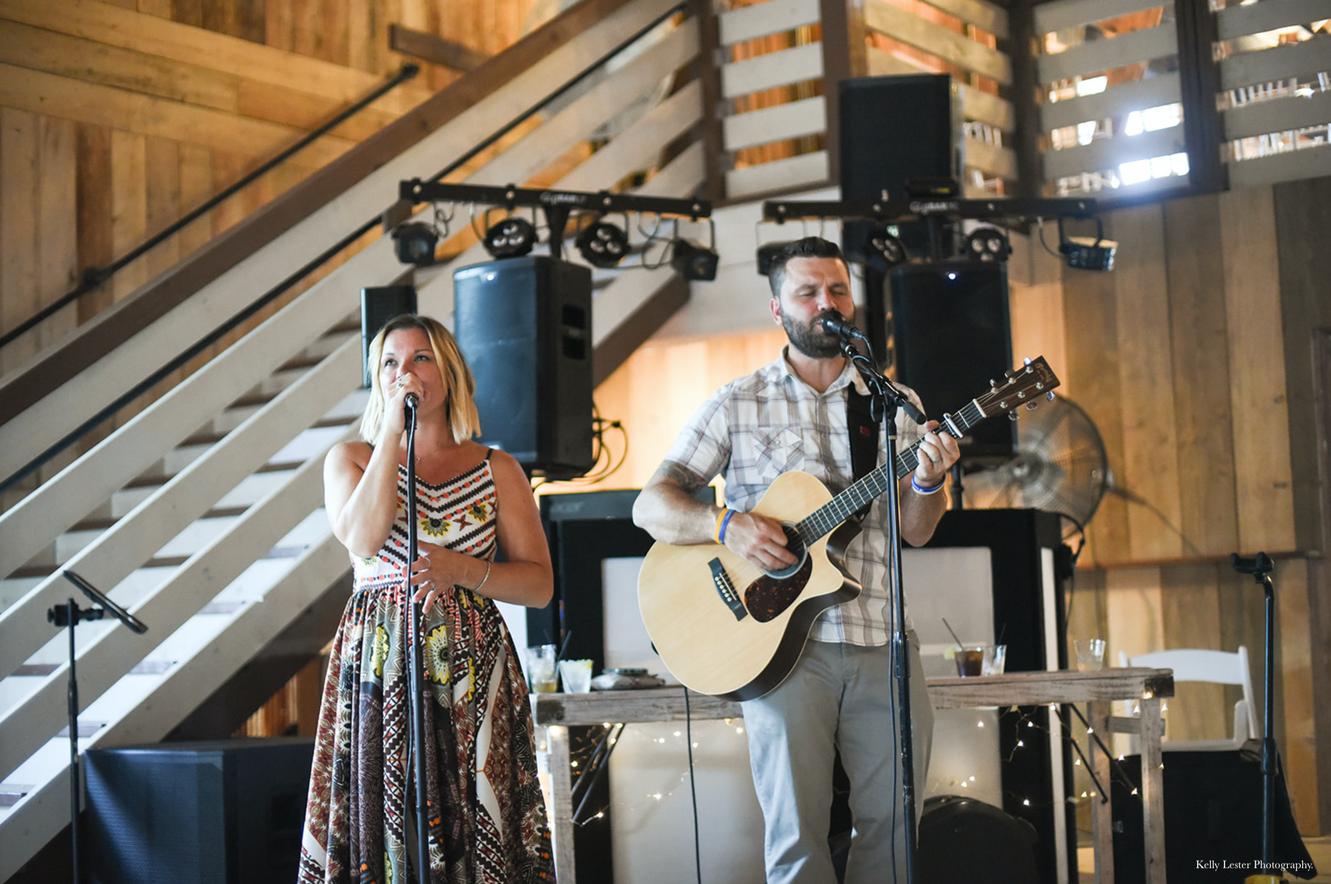 Amazing acoustics - bring on the entertainment.