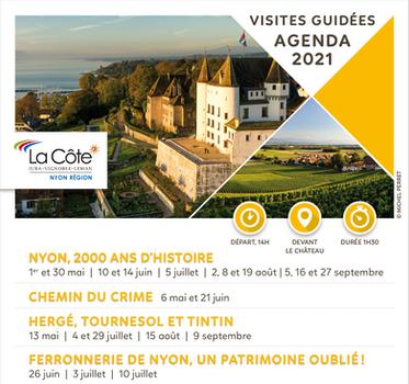Nyon Région Tourisme