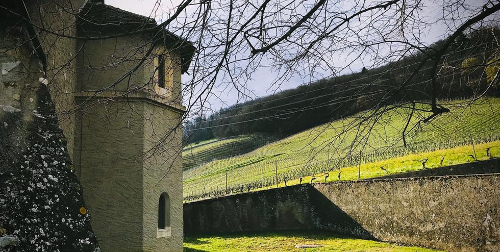 Eglise de Begnins