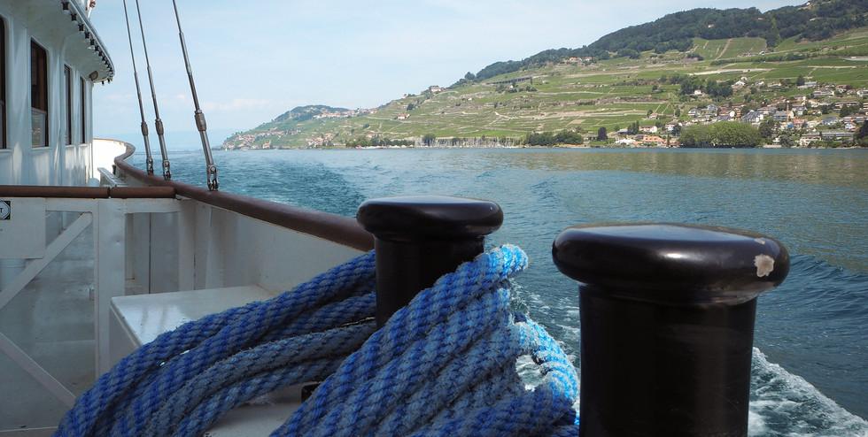 Navigation sur l'Italie