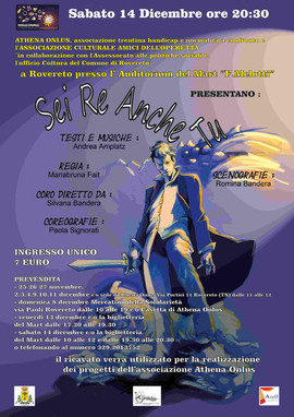Locandina Evento Mart  14 Dicembre 2013.