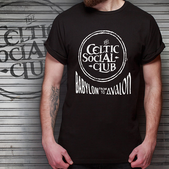 The Celtic Social Club 'From Babylon to Avalon' T-Shirt