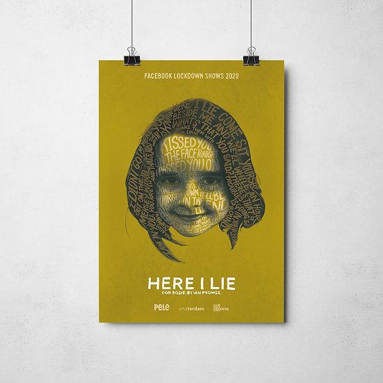 Rosie Lockdown Poster