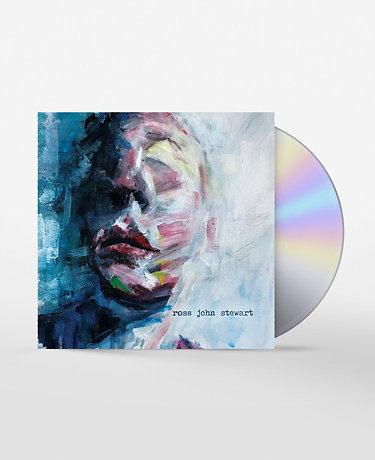 Ross John Stewart 'The Chewing Gum EP' CD