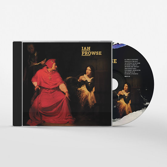 Ian Prowse 'Here I Lie' CD