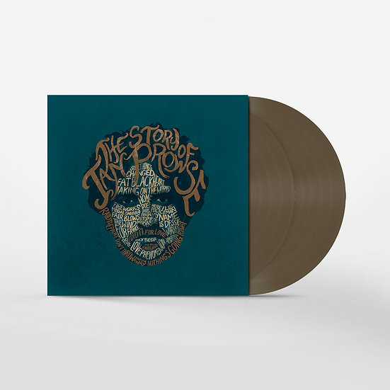 The Story of Ian Prowse Vinyl