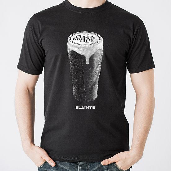 The Celtic Social Club 'Sláinte' T-Shirt