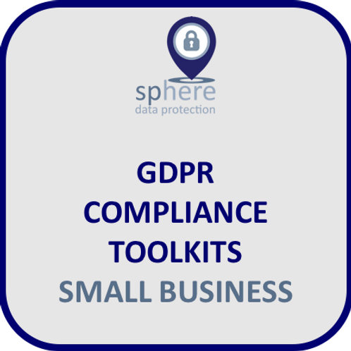 SPHEREDP GDPR TOOLKIT FOR SMALL BUSINESS