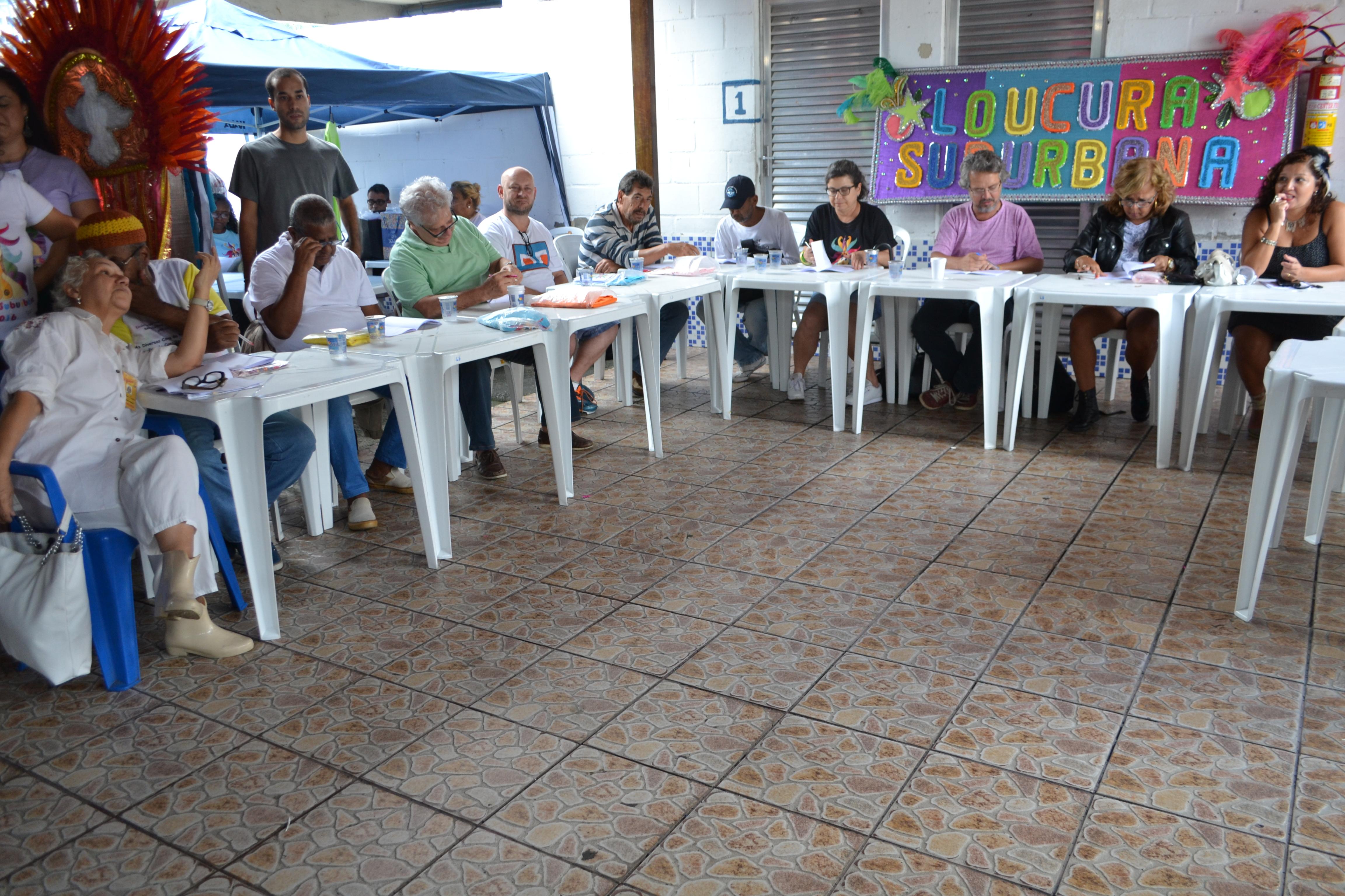 Escolha do Samba - Carnaval 2016