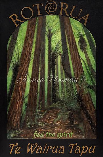 Rotorua Artist and Illustrator