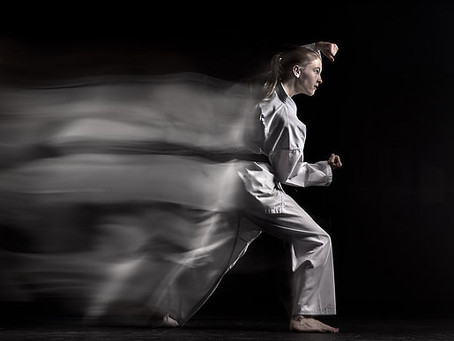 Slow Shutter High Speed Action Photography.