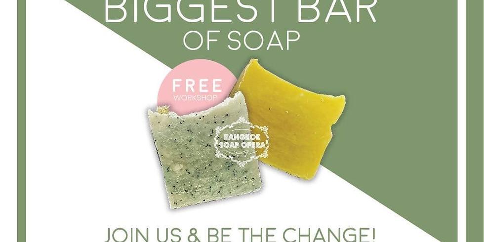 Bangkok Biggest Bar Of Soap