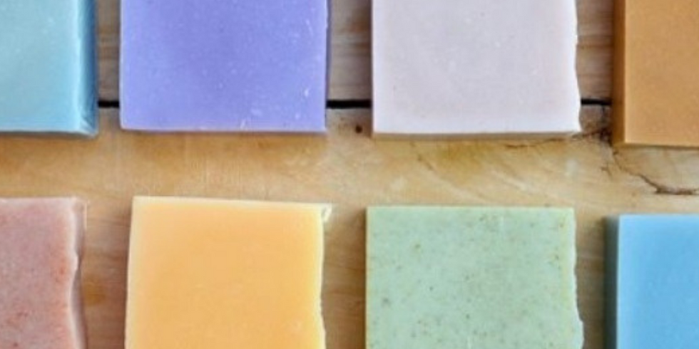 Soap Club. Meeting #7 - Botanical Colorants