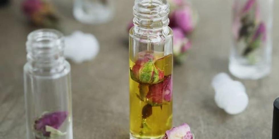 Botanical Perfume & Candle Making