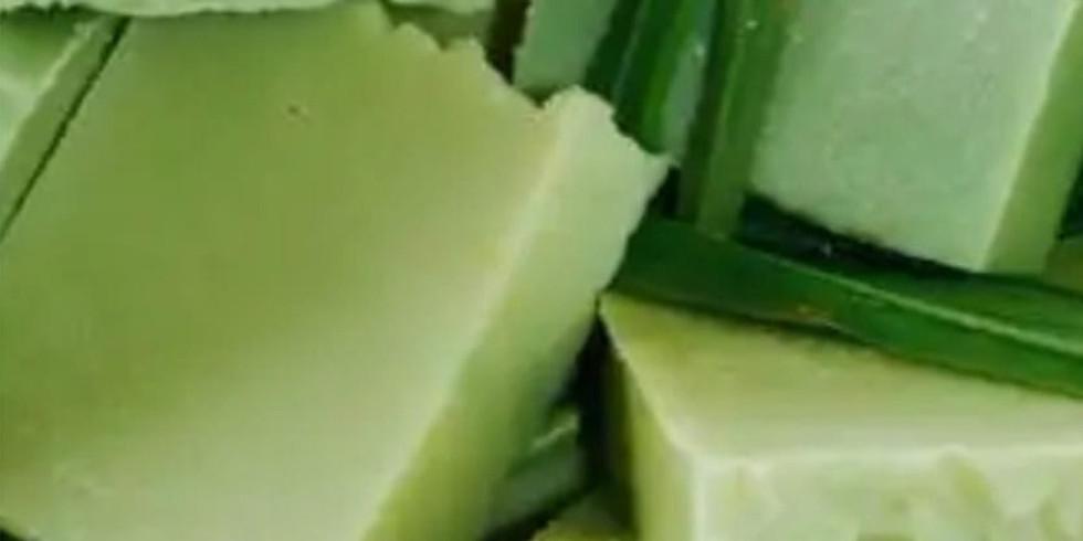 Natural Lemongrass Soap Workshop