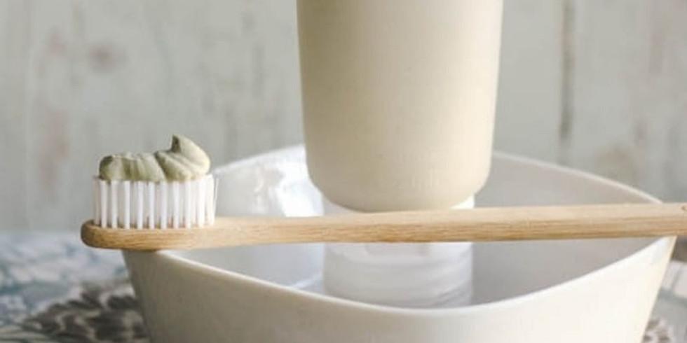 Toothpaste & Deodorant Workshop
