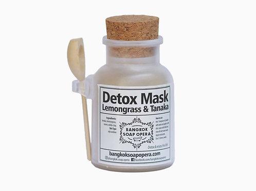 Detox Mask - Lemongrass and Tanaka