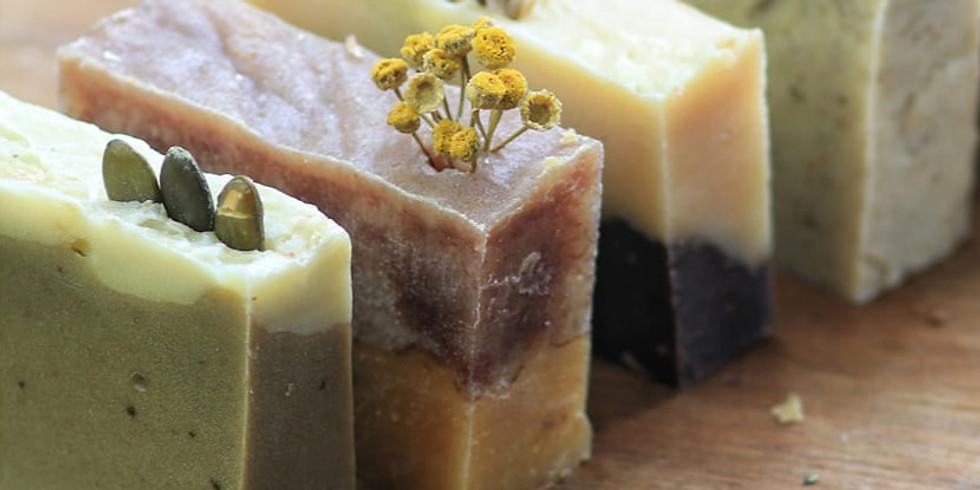 Botanical Soap Making Workshop (1)
