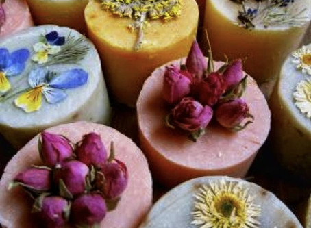 These Five Flowers Will Change Your Perception of Soap