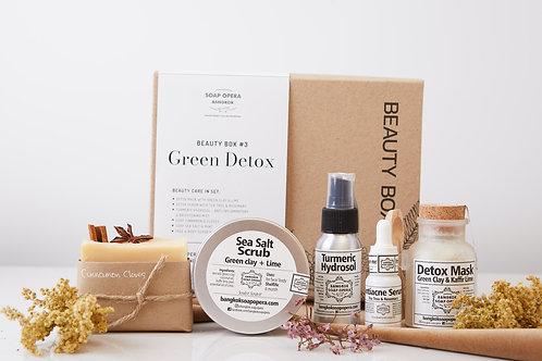 Beauty Box -Green Detox