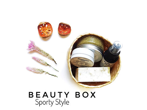 Beauty Box -Sport Style