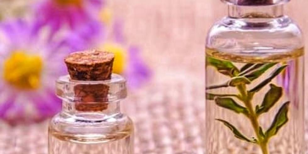 Natural Perfume Workshop