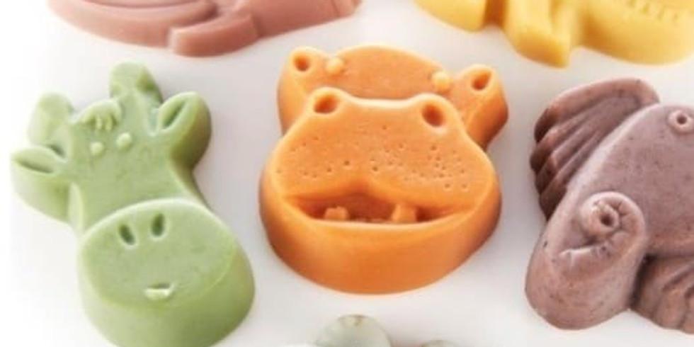 Animal Soaps for Kids Workshop
