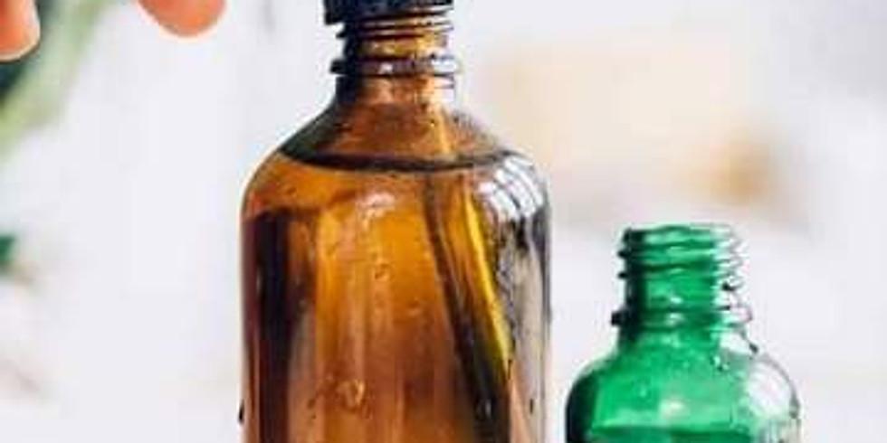 Botanical Perfume Workshop
