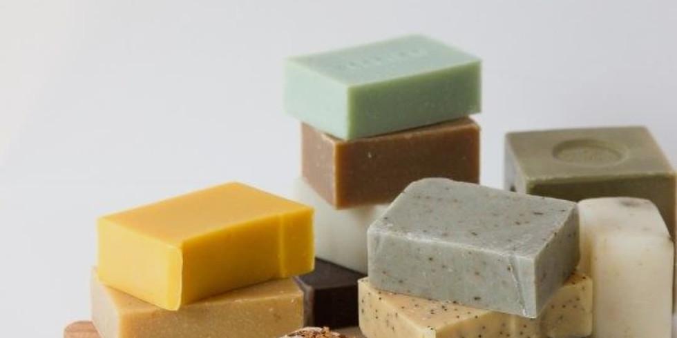 Detox Soap with Sea Salt