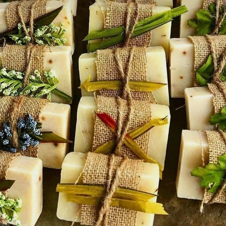 Soap Making with Thai Herbs