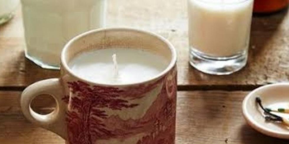Natural Candle Workshop