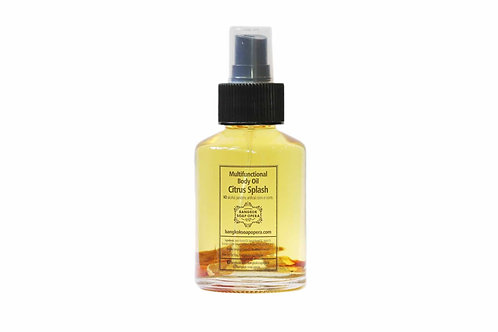 Multi-functional Body Oil - Citrus Splash