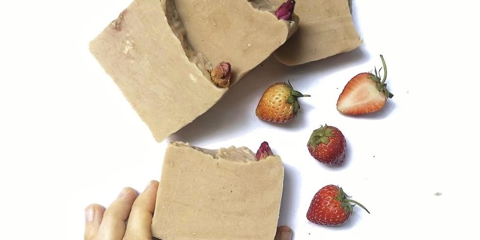 Fruity Natural Soap Workshop