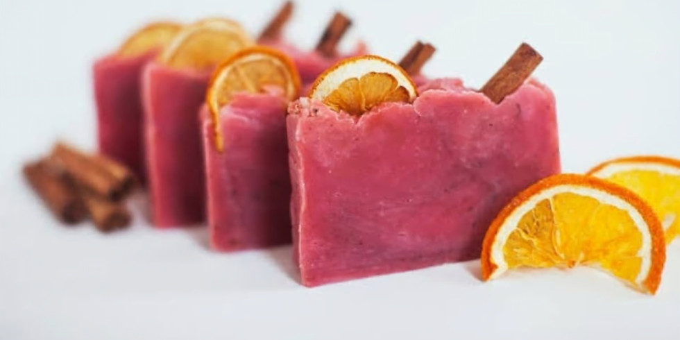 Fruity Soap Workshop