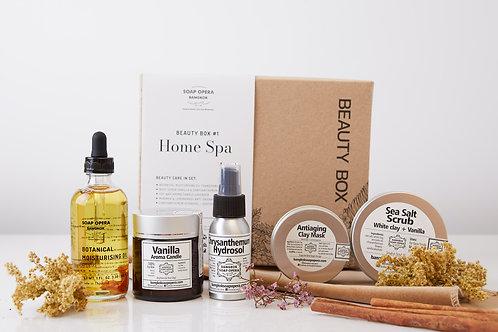 Beauty Box -Home Spa