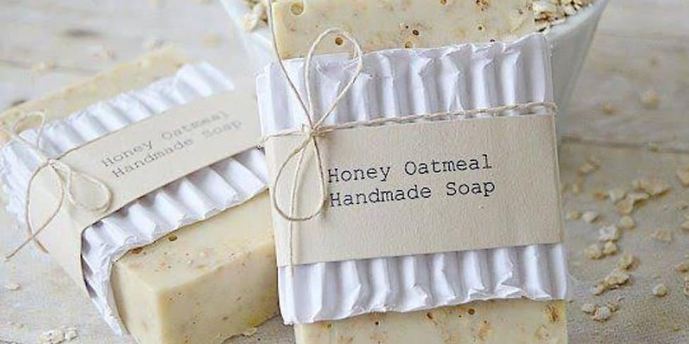 Honey and Oats Soap Workshop