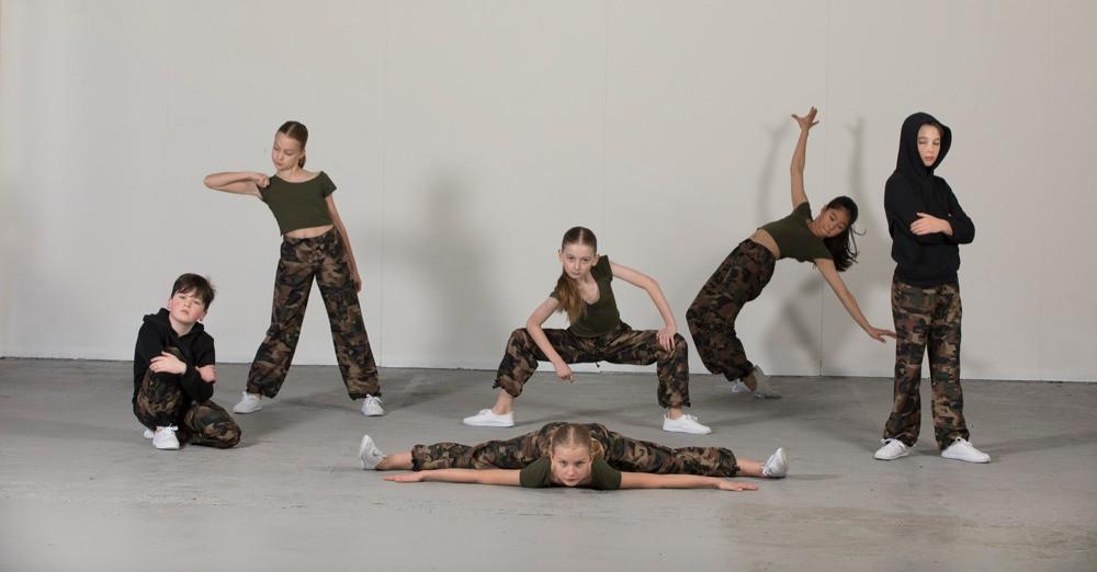 National Capital Ballet School Hip Hop