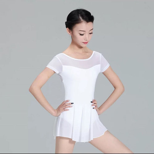 Junior Open and Elite Ballet Leotard