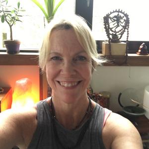 Pat Dillon teaches Gentle Yoga for Inner Peace