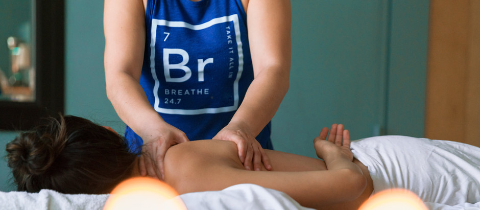 Know a great massage therapist?