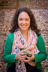 Emily Burrows, yoga teacher at A Step To