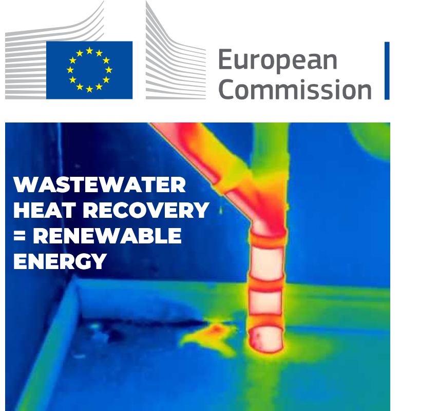 wastewater heat recovery is now a renewable energy source