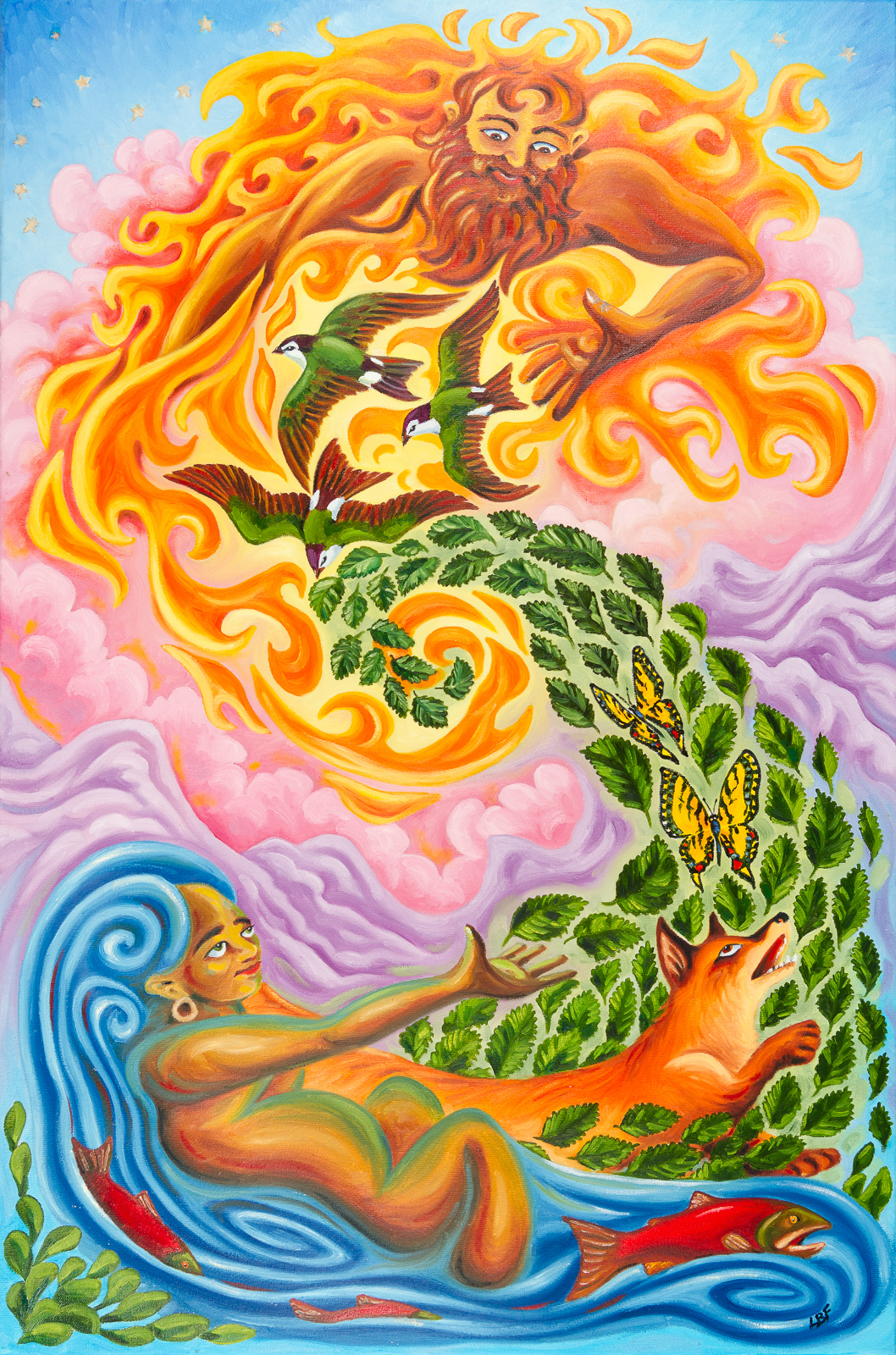 Mother Earth and Father Sun