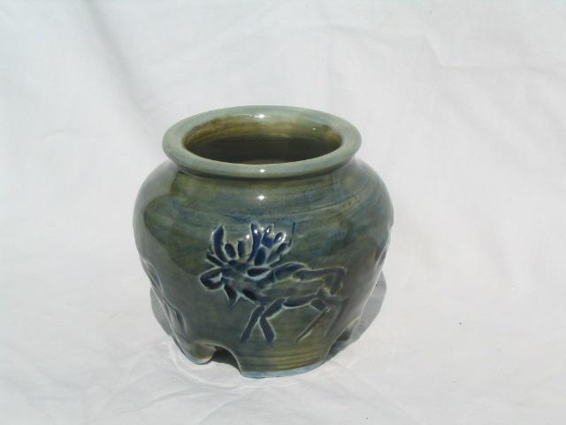 Small moose jar