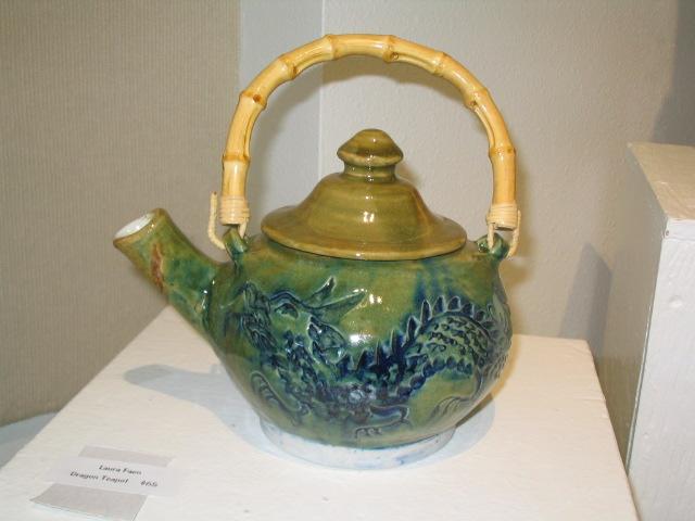Dragon teapot